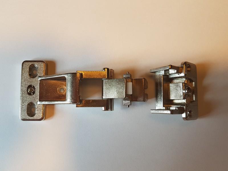 1 stück vorwerk hettich küchenschrank scharnier möbelband
